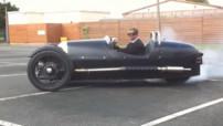 Morgan 3 Wheeler Video