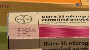 Pilule : sept décès causés par Diane 35