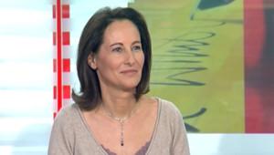TF1-LCI, Ségolène Royal
