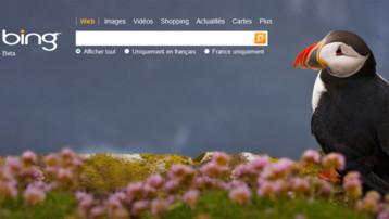 Bing moteur microsoft
