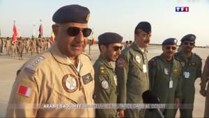 Exercices militaires dans le désert saoudien : 20 pays s'organisent contre Daech