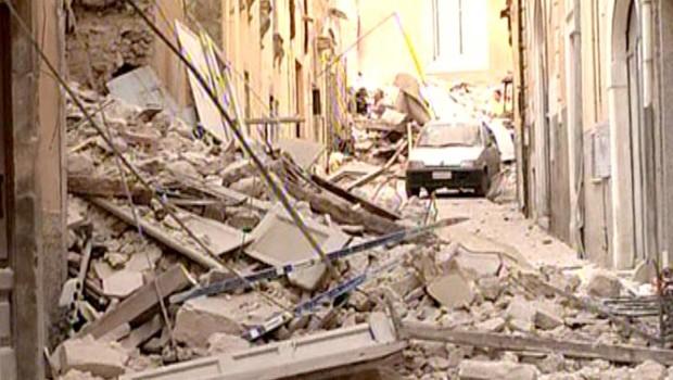 Plus de 300 personnes ont perdu la vie dans ce séisme qui a touché toutes les Abruzzes en avril 2009