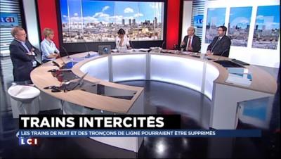 """Réduction des trains Intercités : """"Une idéologie ferroviaire"""" dépassée en France"""
