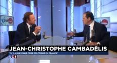 """Remaniement : """"Ce poste pour poste est éminemment politique"""" reconnaît Cambadélis"""