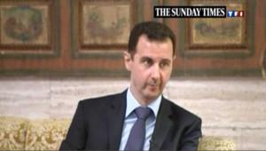 Syrie: Assad reste ferme face à la pression internationale