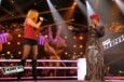 Aline Lahoud VS Stacey King - The Voice 3