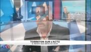 Torreton / Hollande : « Je ne savais pas qu'on pouvait prendre le peuple français à ce point-là pour des cons ! »