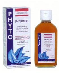 Shampooing Phytocurl