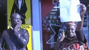 Ce migrant sénégalais a remporté 400.000 euros à la loterie.