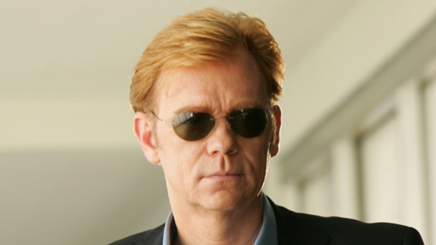 David Caruso dans LES EXPERTS MIAMI