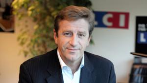 Eric Revel, directeur général de LCI