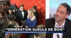 """FN : """"Marine Le Pen est à la tête du parti qui présente des idées"""""""
