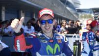 MotoGP Jerez - Jorge Lorenzo - Yamaha - Smile