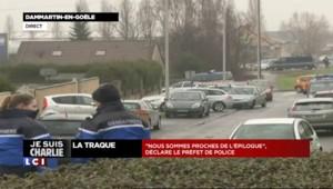 """Prise d'otage à Dammartin-en-Goële : """"J'ai senti le président sur le qui-vive"""", déclare Dupont-Aignan"""