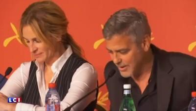 Cannes : pour George Clooney, Donald Trump ne sera pas président