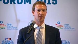 Internet pour toute la planète : le plan de Mark Zuckerberg et de Bill Gates