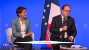 """Journées de la refondation de l'école : François Hollande explique que ça n'est pas """"une opération de com'"""""""