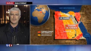 Le Quai d'Orsay déconseille de se rendre à Charm El-Cheikh
