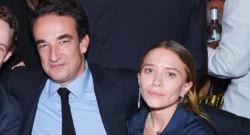 Mary-Kate Olsen et Olivier Sarkozy à New York le 29 novembre 2014.