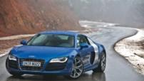 Photo 10 : Essai Audi R8 V10 5.2 FSI : Plaisir puissance 10