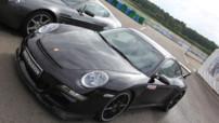 photo Porsche GT3