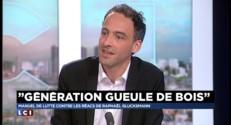 """Pour Raphaël Glucksmann,"""" Marine Le Pen peut gagner un jour"""""""