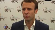 Référendum grec : Macron appelle à la reprise des négociations dès lundi