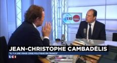 """Régionales : au second tour, """"la gauche aura des réserves de voix"""" assure Cambadélis"""