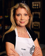 Claire candidate en compétition MasterChef 2