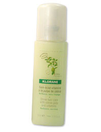 Shampooing pulpe cédrat - Klorane