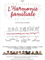 Affiche du film L&#039;harmonie Familiale