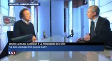 """Bruno Le Maire : """"Je suis idéaliste, pas naïf"""""""