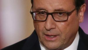 La conférence de presse de François Hollande le 18 septembre 2014