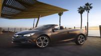 Le Buick Cascada, un cabriolet Opel rebadgé à la puissance de 200 chevaux.