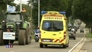 Agriculteurs en colère : après Paris, les tracteurs ont rendez-vous à Bruxelles lundi