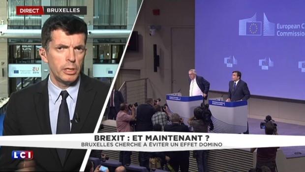 """Brexit : """"Bruxelles demande aux Britanniques d'entamer le processus de sortie"""""""