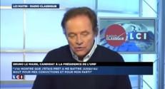 """Bruno Le Maire : """"La victoire du renouveau est à portée de main"""""""