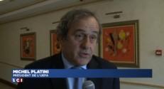 Euro des moins de 17 ans : Michel Platini salue le titre de l'équipe de France