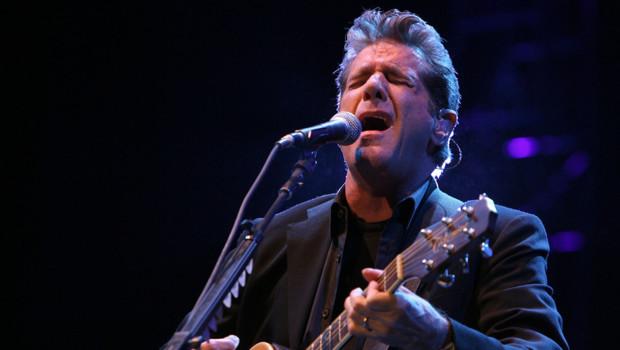 Glenn Frey, guitare et fondateur des Eagles, est décédée le 18 janvier 2016 à l'âge de 67 ans. Il est photographié ici en mai 2008 à Indio, en Californie.