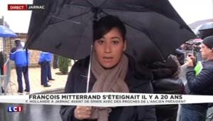 Hollande à Jarnac sur la tombe de Mitterrand : le programme de l'hommage