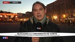 """Incidents Reims-Bastia : de nouvelles manifestations en Corse pour demander """"la vérité"""""""