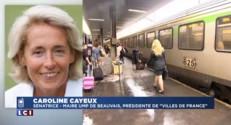 """La réduction des trains Intercités, le """"sacrifice des communes rurales"""""""