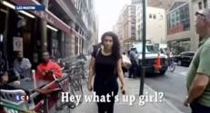 """""""Salut beauté !"""" : elle filme le harcèlement de rue en caméra cachée à New York"""