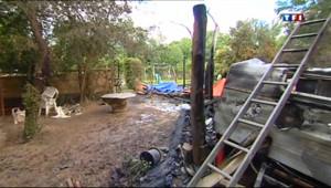 Le 20 heures du 25 mai 2013 : Var : deux enfants �s et une femme meurent dans un incendie - 528.659