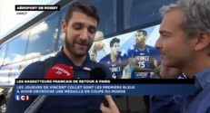 """Les Français en bronze au Mondial de basket : """"C'est quelque chose d'historique"""""""
