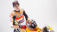 Marc Marquez Honda MotoGP 2014