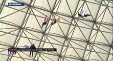 Marseille : inauguration du nouveau stade Vélodrome