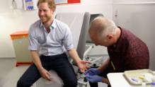 Prince Harry sida test santé