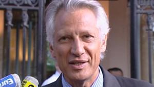 TF1-LCI : Dominique de Villepin, le 6 juillet 2007