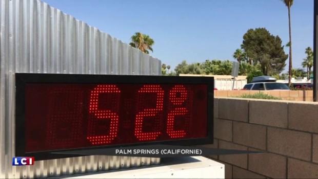 Vague de chaleur aux Etats-Unis : quatre morts dans une randonnée et des incendies